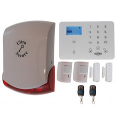 KP9 3G GSM Pet Friendly Alarm Kit D Pro