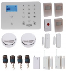 KP9 3G GSM Wireless Burglar Alarm Homekit