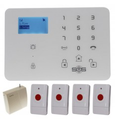 KP9 GSM Wireless Panic Alarm Kit B
