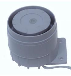 Compact 100 Decibel Internal Siren