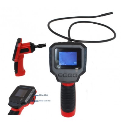 Camera And Torch for the Inspection Camera