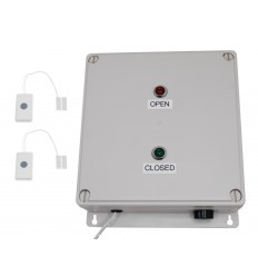 Wireless Fire Door Positioning Alert/Alarm
