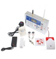 Heavy Duty Wireless GSM Alarm System C