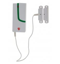 Wireless Magnetic Garage Door Contact for the Wireless Smart Alarms