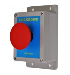 Lockdown Wired Panic Button Assembly
