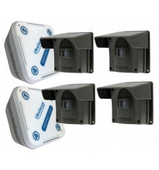 Protect-800 Driveway Alert Wireless Multi Plus Kit