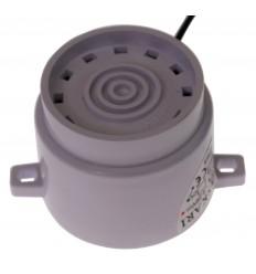 White Adjustable IP65 Siren
