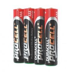 4 x AAA Batteries