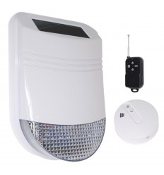 Wireless HY Smoke & Heat Alarm