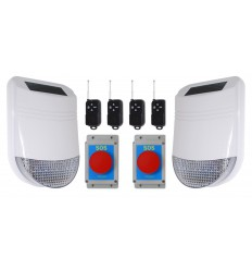 HY Wireless Yard Panic Alarm 3