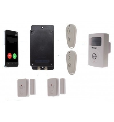 'The UltraDIAL' 3G GSM Door/Window & PIR Alarm