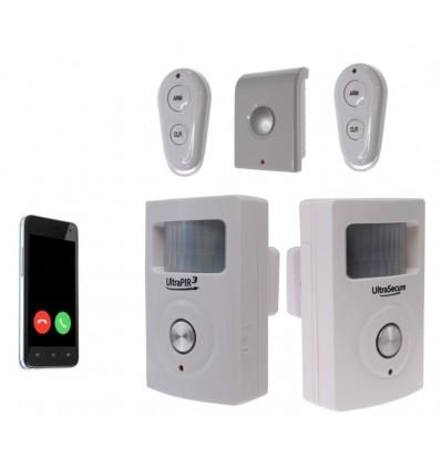 3G UltraPIR GSM & Std PIR Alarm