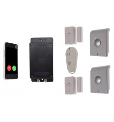 'The UltraDIAL' 3G GSM Door & Window Alarm