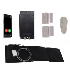 'The UltraDIAL' 3G GSM Silent Door & Floor Pressure Alarm