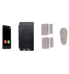 Covert Battery Silent 3G GSM UltraDIAL Door & Window Alarm