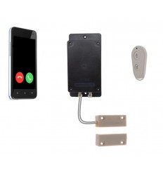 Remote Location UltraDIAL Battery 3G GSM Door or Window Alarm