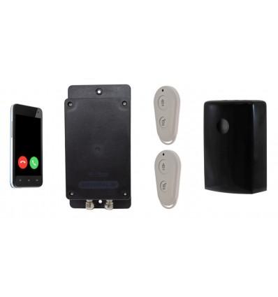 UltraDIAL Battery Covert 3G GSM Silent PIR Alarm