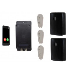 UltraDIAL Battery Covert 3G GSM Silent PIR's Alarm