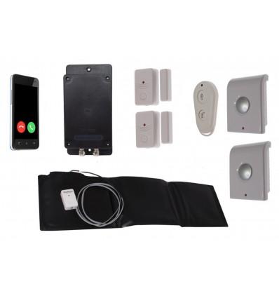 'The UltraDIAL' 3G GSM Door & Floor Pressure Alarm