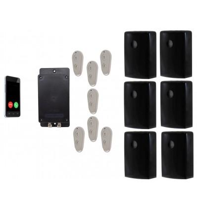 UltraDIAL Battery Covert 3G GSM Silent PIR's Alarm