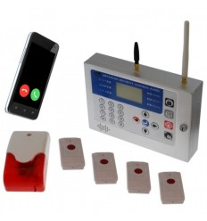 GSM Staff Safety Alarm