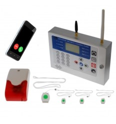 KP GSM Staff Safety & Panic Alarm