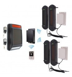 Stand-alone 3G GSM UltraDIAL Perimeter Alarm with Siren Kit 2