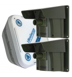 Protect 800 Driveway Alert System - 2 x PIR's with New Multiple Lens Caps