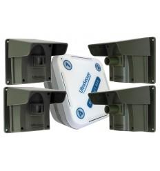 Protect-800 Long Range Wireless Driveway Alert Four PIR Kit