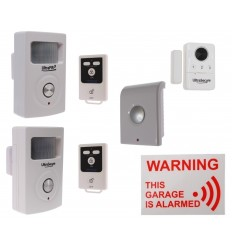 UltraPIR 3G GSM Garage Alarm Kit 1