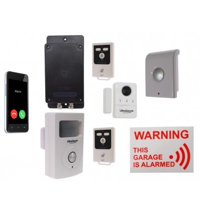 'The UltraDIAL' 3G GSM Garage Alarm Kit 1