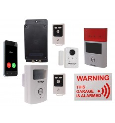 UltraDIAL 3G GSM Garage Alarm Kit 2