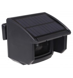 Solar Powered Wireless Outdoor Wireless PIR