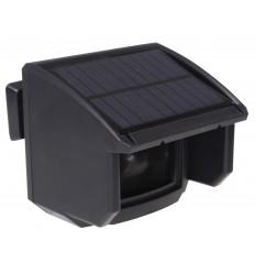 Solar Powered Wireless Outdoor Wireless PIR