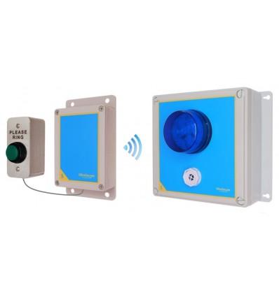 Long Range (900 metre) Wireless Siren System
