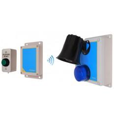 Long Range (900 metre) Wireless 118 Decibel Siren System