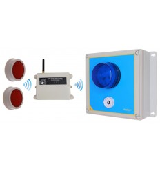 1200 metre Wireless Panic Alarm