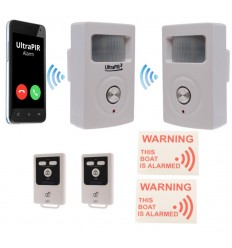3G UltraPIR GSM Boat Alarm
