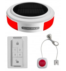 3G GSM Wireless Ultralarm Water Leak & Flood Alarm