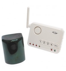 80 metre DA-XL PIR Wireless Driveway Alarm System