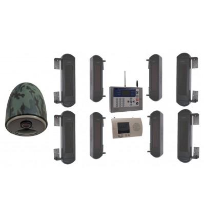 4G Battery Outdoor Camera