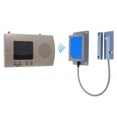 300 metre Wireless Gate Contact Alarm
