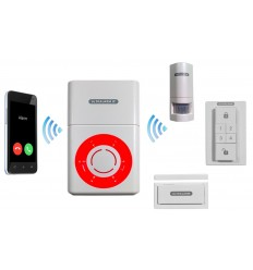 Battery Powered 3G Ultralarm