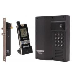 UltraCOM2 Wireless Door Intercom with Keypad & Electronic Door Lock