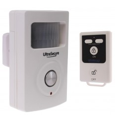 Battery Powered BT PIR & Remote Control Alarm System