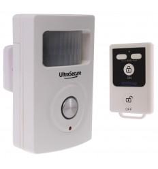 BT PIR & Remote Control Alarm System (Non-GSM)