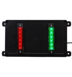 Wireless Door Entry Traffic Lighting Control System