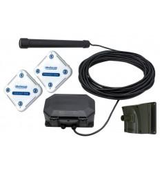 Protect 800 Wireless Vehicle Detecting Probe, PIR & 2 x Receiver Driveway Alarm Kit