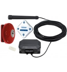 Protect-800 Wireless Vehicle Detecting Driveway Alarm with Loud Bell
