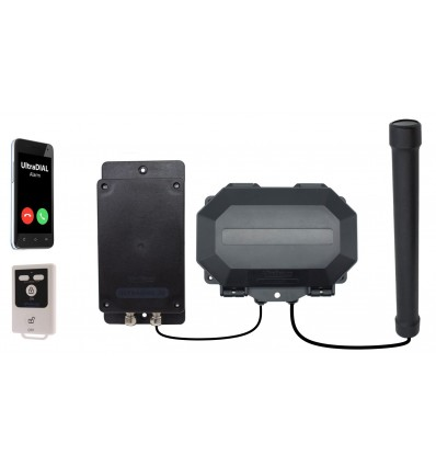 Unique Battery 3G Vehicle Detecting Battery GSM Alarm